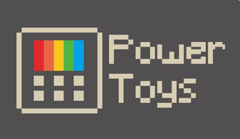 Logo de Microsoft PowerToys