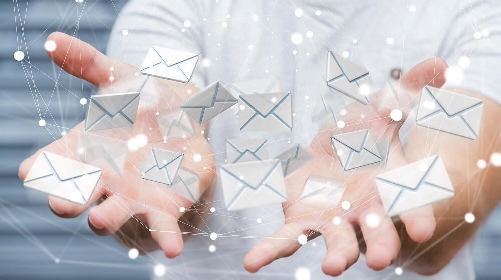 Envío masivo de correos y newsletter