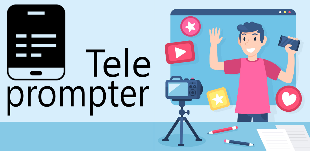 Teleprompter para Android